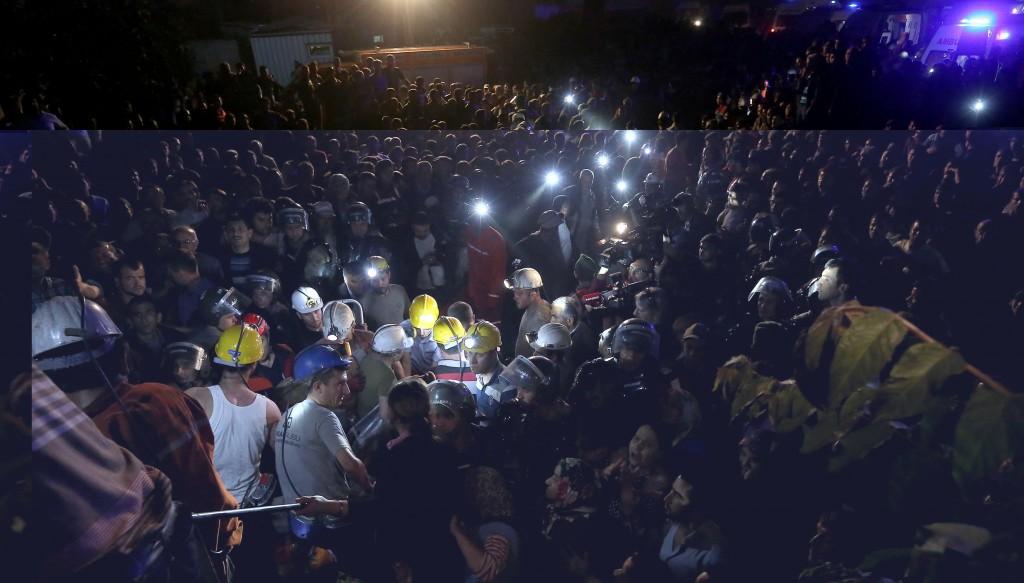 Soma'daki maden faciasında 301 kişi hayatını kaybetmişti.