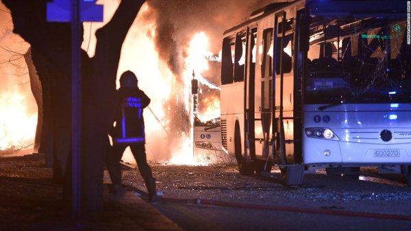 17 Şubat 2016'da Ankara'da gerçekleşen patlama